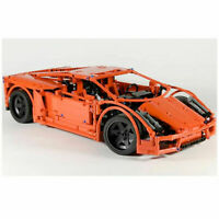 LAMBORGHINI Gallardo Car auto static Brick Block Moc Technic Lego compatibile
