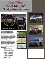 CADILLAC CTS 2014-2015 CUE SERIES TOUCH SCREEN NAVIGATION SYSTEM 3 YR WARRANTY