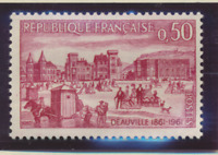 France Stamp Scott #996, Mint Hinged