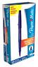 PaperMate Flair Original Felt Tip Pen, Medium - Blue, Pack of 12