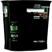 12-Cup Black Electric Coffee Grinder Maker Espresso Brew Digital Home Appliances