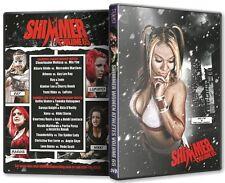 Official Shimmer Women Athletes Volume 65, Female Wrestling Event DVD