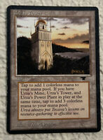 Urza's Tower MP Antiquities (shore) 1994 Mtg Magic the Gathering