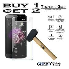 For HomTom HT17 Pro - Genuine Tempered Glass Film Screen Protector Cover
