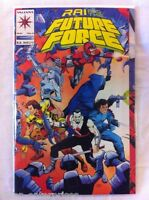 Rai and the Future Force #9 Comic Book Valiant 1993