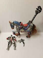 Todd Mcfarlane Toys Spawn Battle Horse With Medieval Spawn 1995 loose
