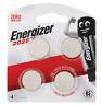 Energizer 2025 4PK 3V Lithium Coin/Button Cell Batteries  Zero Mercury FREE POST