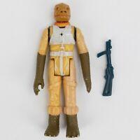 1980 Star Wars BOSSK Action Figure Complete w/ Original Weapon Kenner Vtg EUC