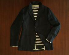 As New Tommy Bahama 100% Irish Linen Jacket Navy Blue Blazer Men's S M