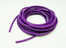 5 Meters PURPLE SILICONE VACUUM HOSE AIR ENGINE BAY DRESS UP 2mm FIT SUBARU
