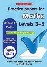Maths (Level 3-5) (Practice Papers National Tests),Dabell, John,New Book mon0000
