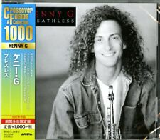 KENNY G-BREATHLESS-JAPAN CD B63