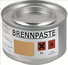 Sicherheitsbrennpaste Brennpaste 0,2 kg 200 g Brenngel Chafing Dish Speisewärmer