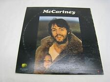 PAUL MC CARTNEY ALBUM RECORD SELF TITLED *GREAT SHAPE* (R323)