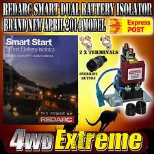 REDARC SBI12 DUAL BATTERY 12V 12 VOLT CHARGER SOLINOID ISOLATOR SYSTEM