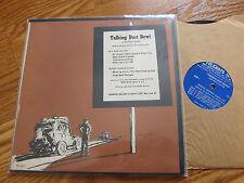 WOODY GUTHRIE Talking Dust Bowl Folkways ten inch lp