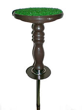 "Buy 4 Falconry Block Perches 6""at discount,AstroTurf, bag, Portable 5 in1, Brown"