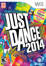 Just Dance 2014 - Nintendo Wii--Used--VGC