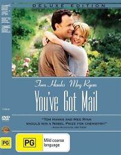 You've Got Mail DVD Tom Hanks BEST ACTRESS Meg Ryan Greg Kinnear  R4