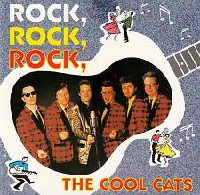 THE COOL CATS : ROCK, ROCK, ROCK / CD