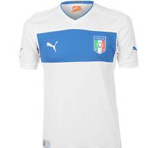 Puma Camiseta Italia Equipo nacional 2013 Blanco talla XL nuevo con etiqueta
