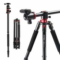 Zomei Camera Tripod Monopod with Rotatable Center Column for Panoramic Shooting