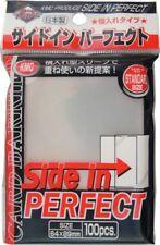100 Size Deck Protectors KMC Fit MTG Magic
