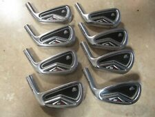 Taylormade R9 tp tour preferred 3-pw iron head set Heads only Tour issue B stamp