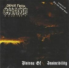 Order From Chaos - Plateau Of Invincibility ++ CD ++ NEU !!