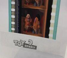 Disney/Pixar Animation Authentic Film 5-Cell Strip TOY STORY 2 Mr Mrs Potatohead