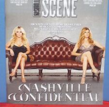 2012 Hayden Panettiere Connie Britton cover Nashville Scene magazine TV show