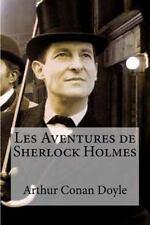 Les Aventures de Sherlock Holmes by Arthur Conan Doyle (2016, Paperback)