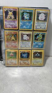 Complete Pokemon Base Set~ excellent condition!