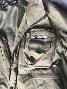 fishing jacket