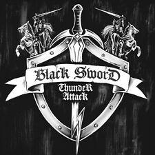 BLACK SWORD THUNDER ATTACK – March of the Damned (NEW*LIM. 400 BLACK V.*EPIC)