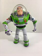 Toy Story 20th Anniversary Buzz Lightyear Talking Action Figure- Thinkway Toys