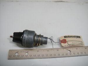 NOS Genuine Ford 1951 Ford Victoria Crestliner Customline Ignition Switch
