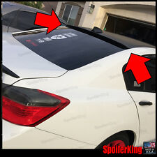 Rear Roof Spoiler Window Wing (Fits: Honda Accord 2013-17 4dr) 284R SpoilerKing