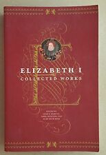Elizabeth I - Collected Works US 2002 PB - University of Chicago Press