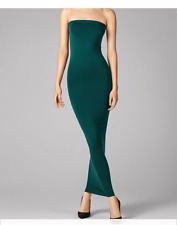 WOLFORD FATAL TUBE DRESS in Bottle Green, Size: XS  Ret:$215 New in Box/Tags