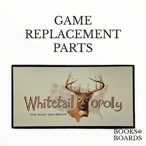 WhitetailOpoly   Late for the Sky   Replacement Parts/Pieces