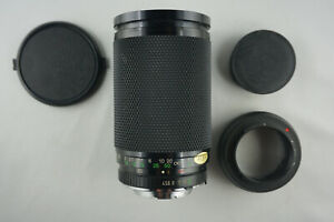 Mega Zoom Objektiv für Sony NEX Alpha 6000 E mount 60-300 mm