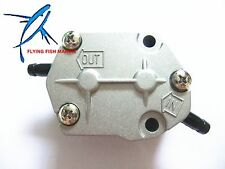 Fuel Pump 6A0-24410 692-24410-00 663-24410-00 for 2-Stroke Yamaha 25HP 30HP 4
