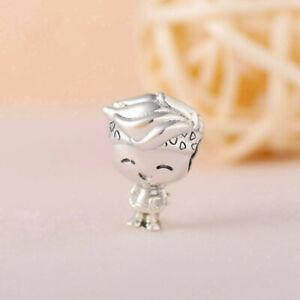 New Genuine Pandora Sterling Silver 925 ALE Boy Teenager Charm 798897C00