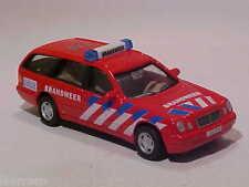 Mercedes-Benz TE Touring Fire Brigade Cararama Hongwell 1/72 Diecast Mint Loose
