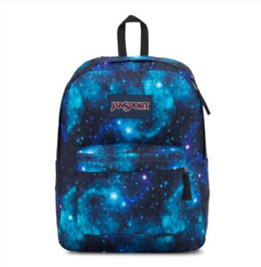 JanSport SuperBreak Backpack - Galaxy , NWT, 100% Authentic