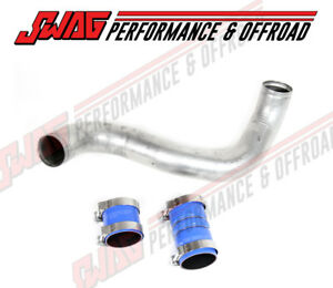 Ford 6.0L Powerstroke Diesel Gates CAC Intake Elbow Tube Upgraded 3 Piece Design