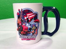 Disneyland 60th Diamond Celebration 1975-1984 Disney Decades Cup Mug, New