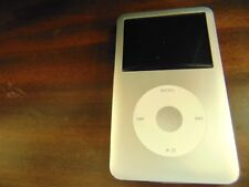 Apple iPod classic 160 GB Silver Model:A1238 EMC:2173 not working Parts Only !!!