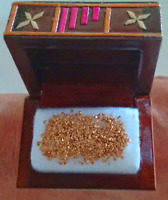 bis 140 Goldnuggets Gold Nugget Barren Goldmünze Gold hochwertig 1 A Geschenk